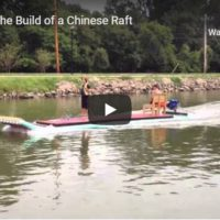A Chinese Boat project on the NY Erie Canal
