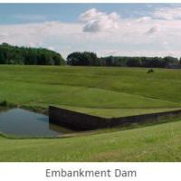 Is it an Embankment, a Dam, a Levee, a Ditch or Dike?