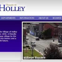 Old Postcards from Holley New York