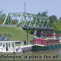 Old Postcards from Palmyra New York