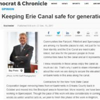 Keeping The Canal Safe For Generations To Come