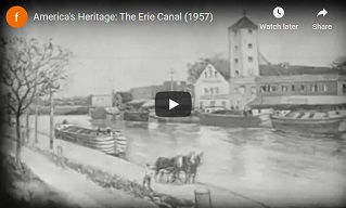 Old Films & Videos of the Erie Canal
