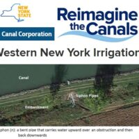 Reimagine the Canals – Brockport Sky Loop Design & Other Canal Improvement Plans