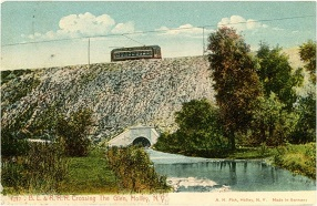 Holley Falls Embankment Dam – An Accident Waiting to Happen?